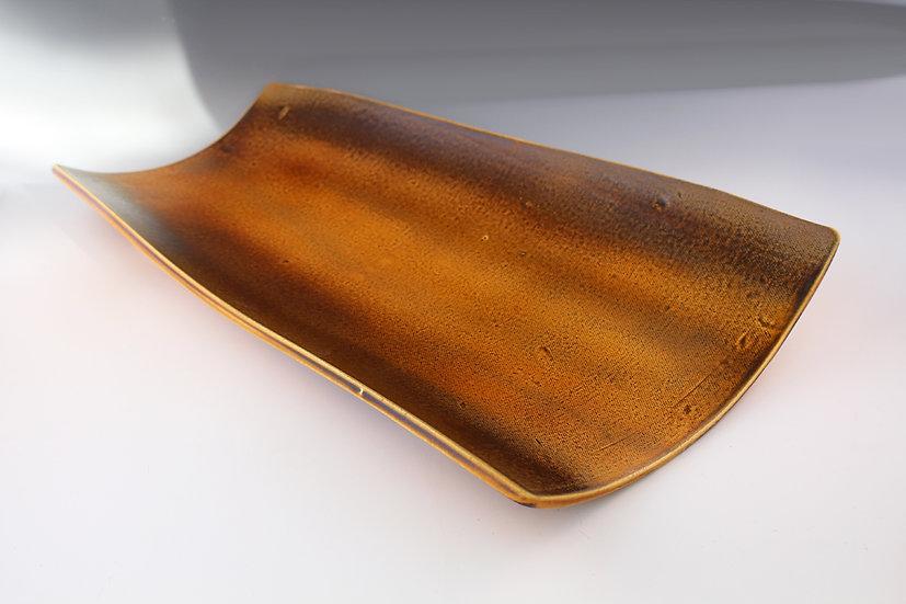 Temoku Platter