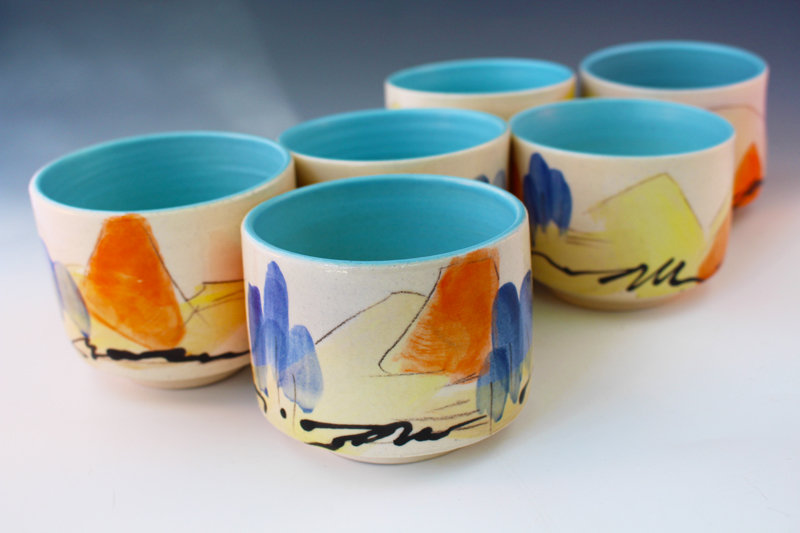 Scape Cups
