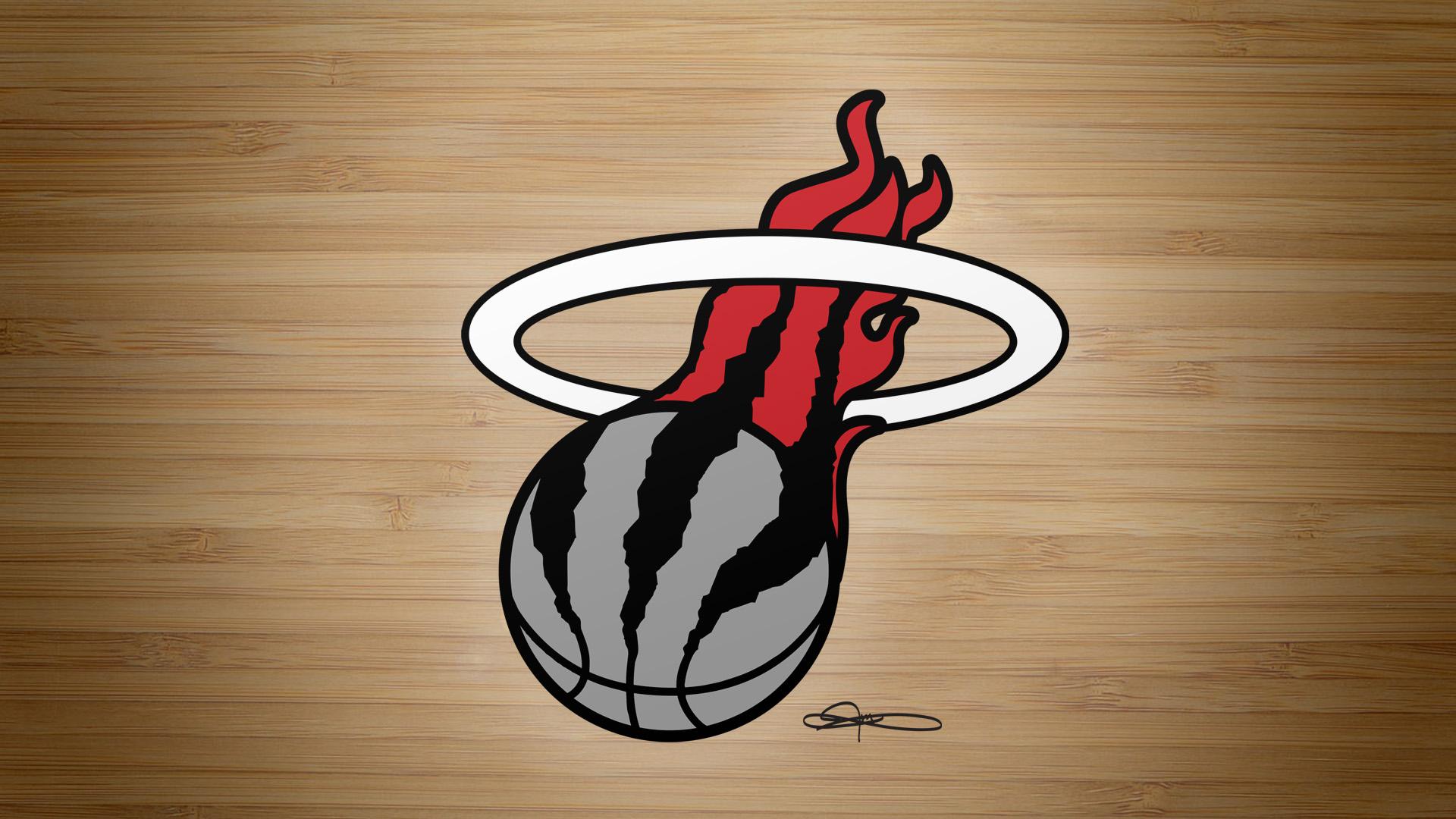 Raptors X Heat