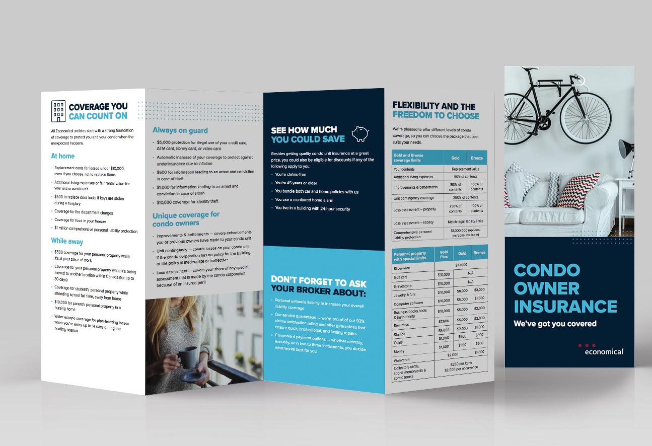 Condo Owner Brochure