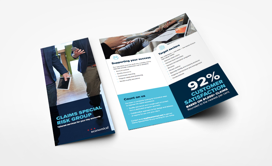 Claims Special Risk Group Brochure