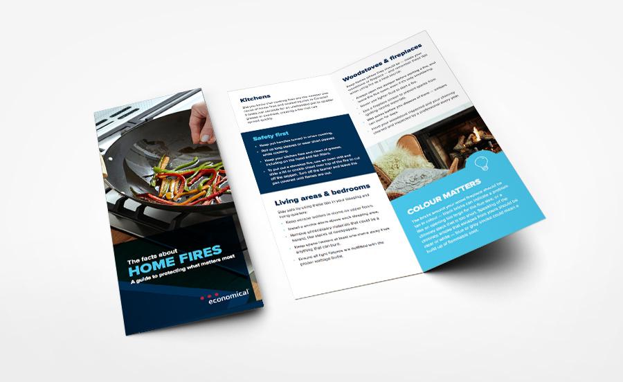 Home Fires Brochure