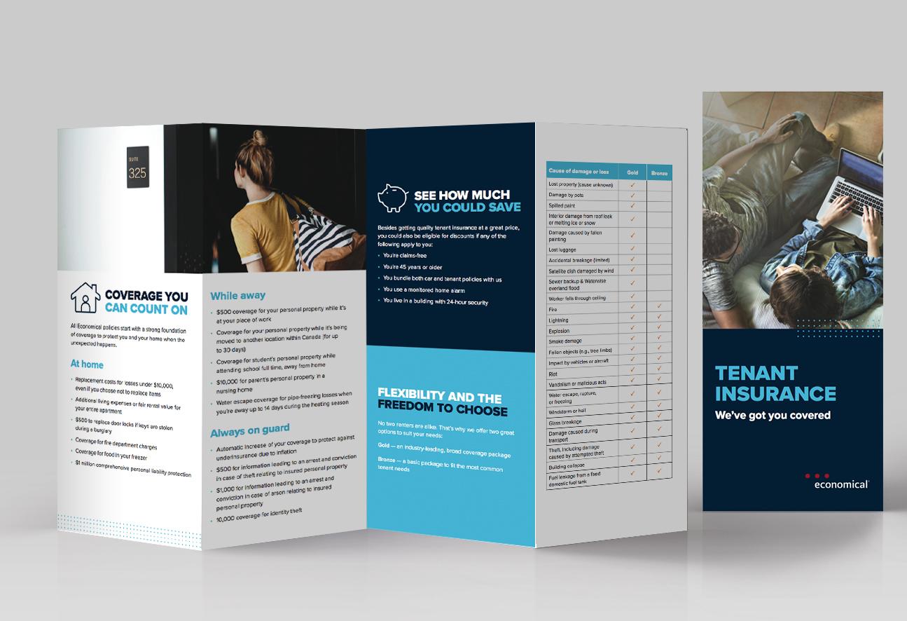 Tenant Insurance Brochure