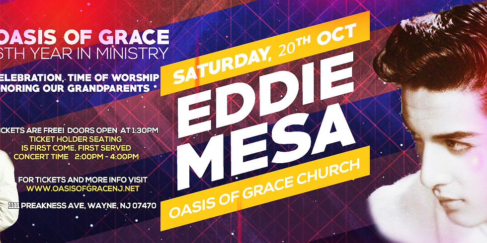 Oasis of Grace 6th Anniversary Evangelistic Concert with Bro. Eddie Mesa
