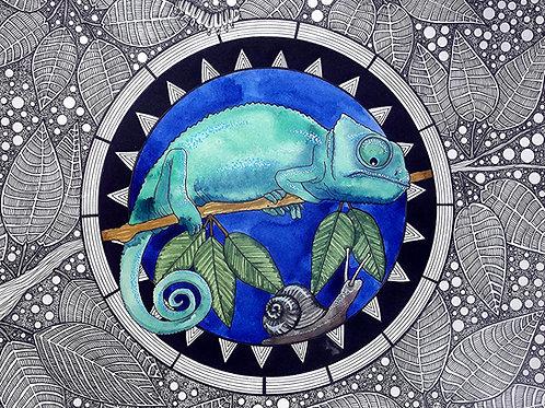 Night Garden: Chameleon