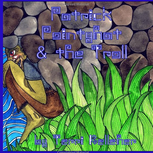 Patrick Pointyhat and the Troll - Paperback