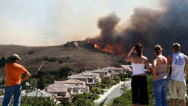 California Wildfires Disaster Distress Helpline