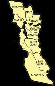 Bay Area Mental Health Region of California
