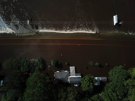 Two mental-health patients in sheriff's van drown in S.C. floodwaters