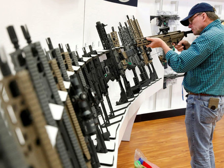 The NRA wants us to talk about mental health over guns. Here's why it's wrong.