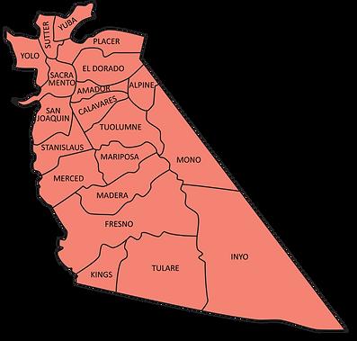 Central Mental Health Region of California