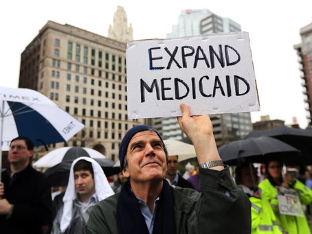 Medicaid expansion's private option is nearly gone