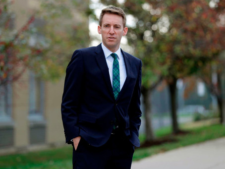 'I'm done hiding this': Jason Kander pulls out of mayor's race, citing PTSD and depression