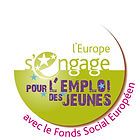 L'Europe s'engage logo - Assofac