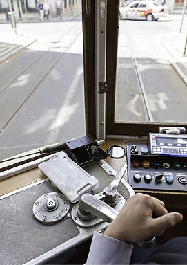Conducteur de tram Assofac et SNCF
