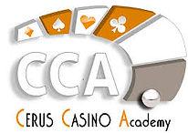 Logo Cerus Casino Academy partenaire Assofac
