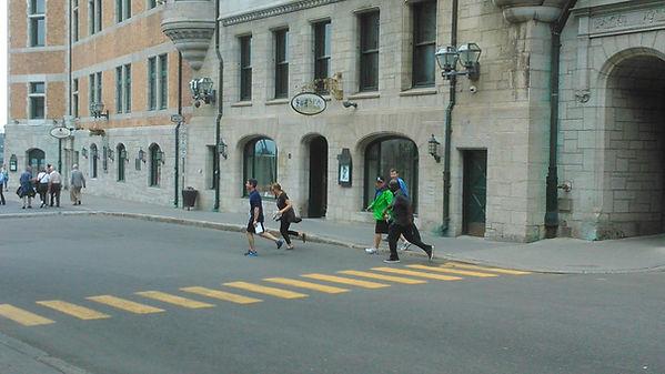 Aventures dont vous êtes les héros dans les rues du Vieux-Québec