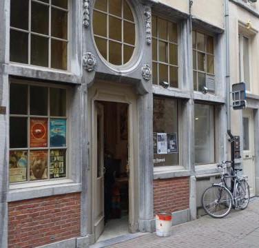 Den Hopsack, Antwerpen, 23 oktober 2016