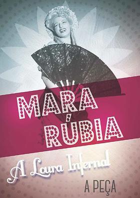 Capa do projeto Mara Rúbia