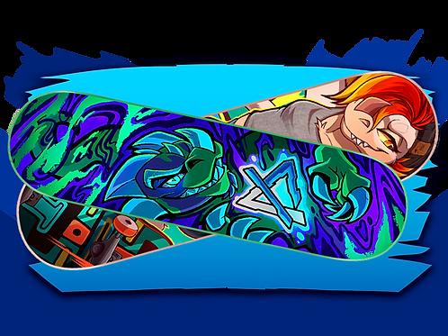 Skate Deck Graphics