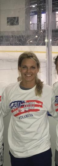 Team USA Gold Medal Winner