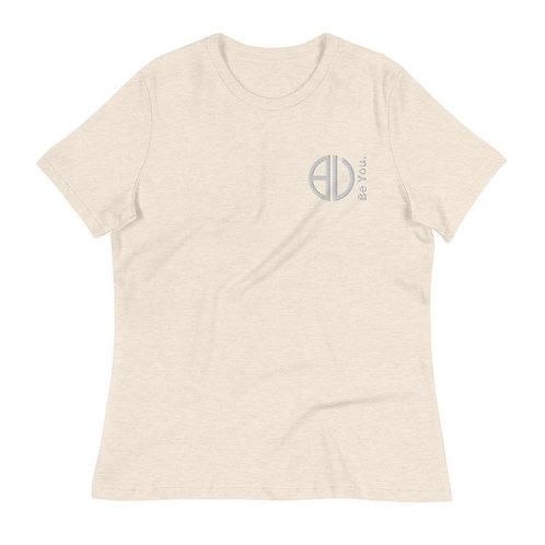 Be You. Women's Relaxed T-Shirt