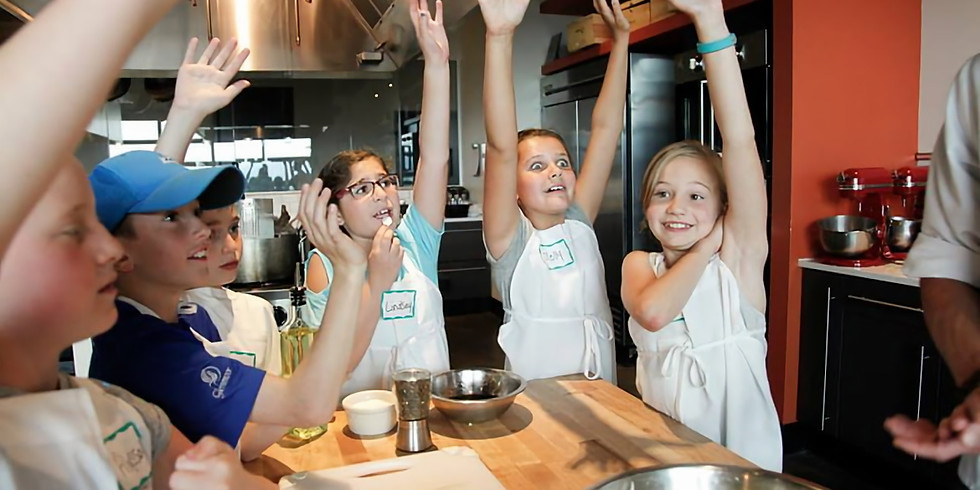 Kid's Cooking Class (Mother's Day Special)