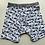 Thumbnail: 4 Pack of Boys Shark Boxers