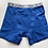 Thumbnail: 2 Pack of Boys Navy Blue Boxers