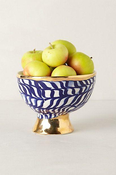 fruit bowl display decor