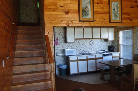 Duplex Cabin Kitchen