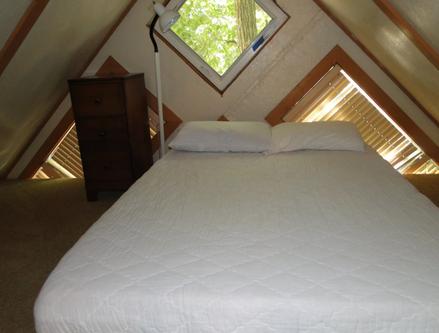 A-Frame Cabin Bed