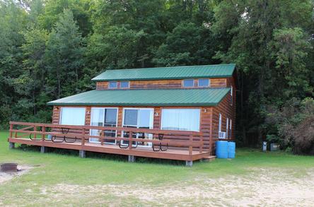 Duplex Cabin