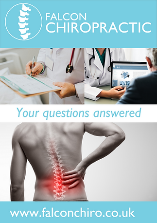 a chiropractic frequently asked questions guide free to download