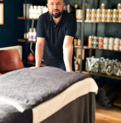 Wax & Massage