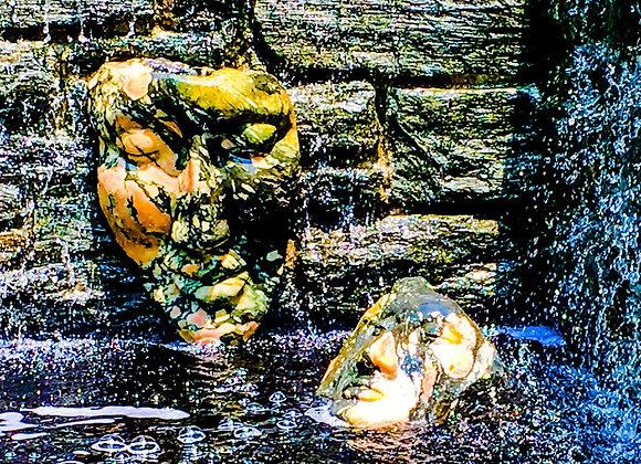 Men in The Fountain