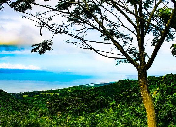 Pacific Coast in Costa Rica