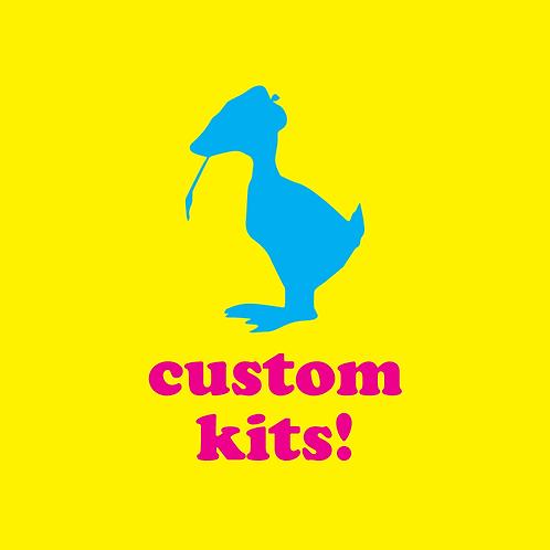 Custom Kits?!