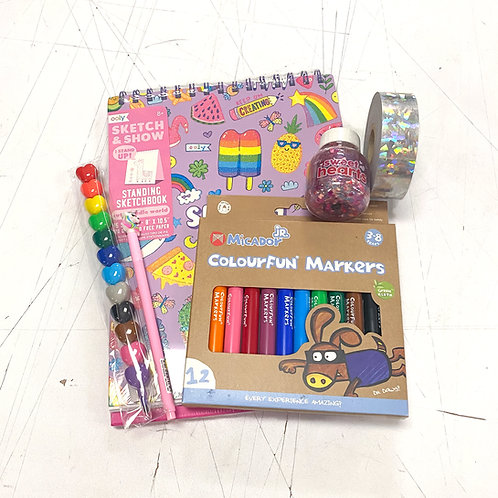 Rainbow Unicorn Sparkle Kit!