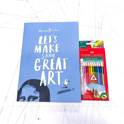 Let's Make Some Great Art Kit!