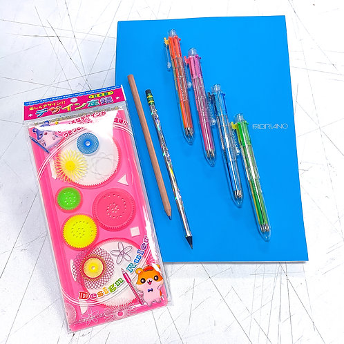 Multi Multi-Pen Doodle Kit!