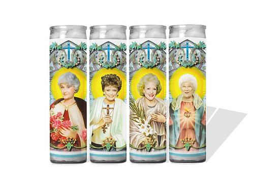 Individual Golden Girls Candles