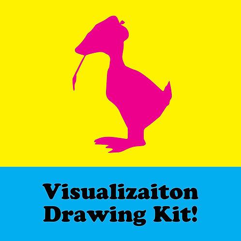 ARTF106, Visualization Drawing