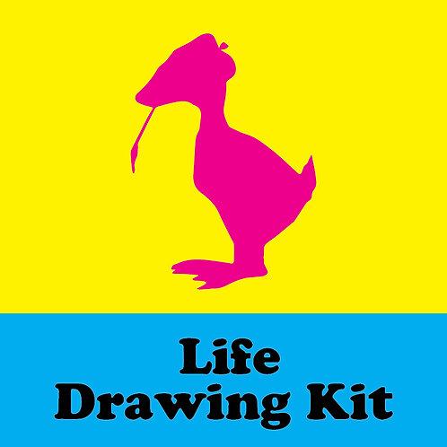 ARTS 250: Life Drawing