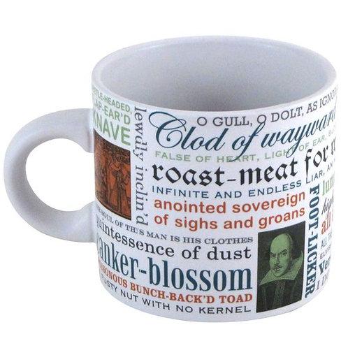 Shakespearean Insults Mug