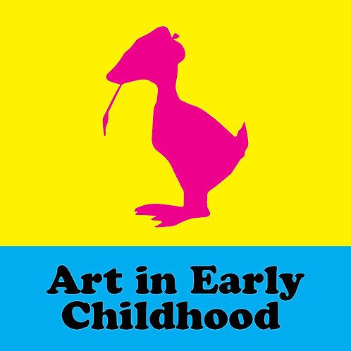 ART 201: Art in Early Childhood