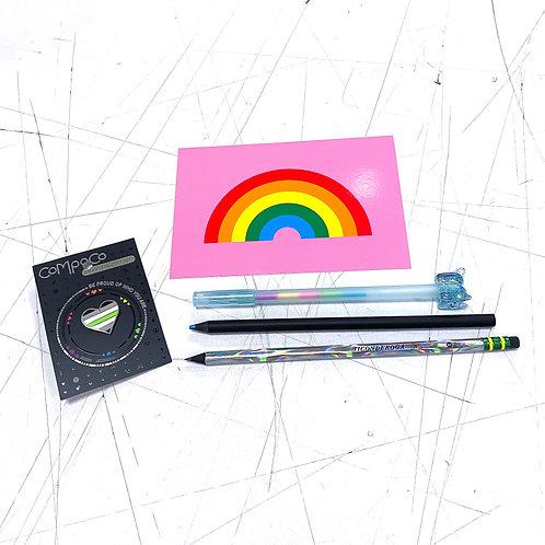 Agender Pride Kit!