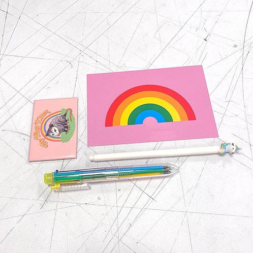 My First Kitten Rainbow Kit!