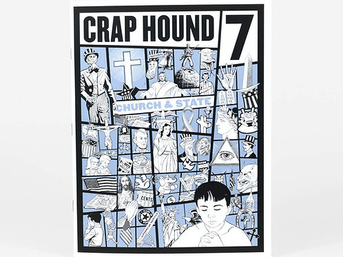Crap Hound - Church and State