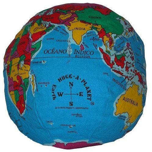 Spanish Hugg-a-Planet